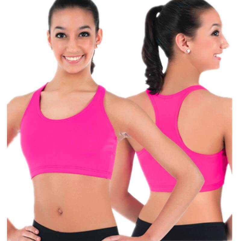 Body Wrappers Adult BW ProWEAR Racerback Bra