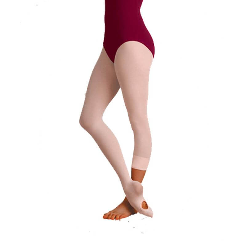 Body Wrappers Totalstretch Girls Convertible Tights