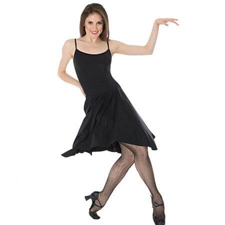 Body Wrappers Contemporary Camisole Dance Dress