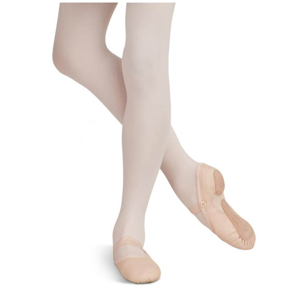 Capezio 2035c Child Love Ballet Leather Ballet Slipper