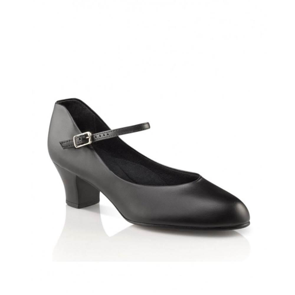 Capezio 550 Adult 1.5 Heel Jr. Footlight Character Shoe