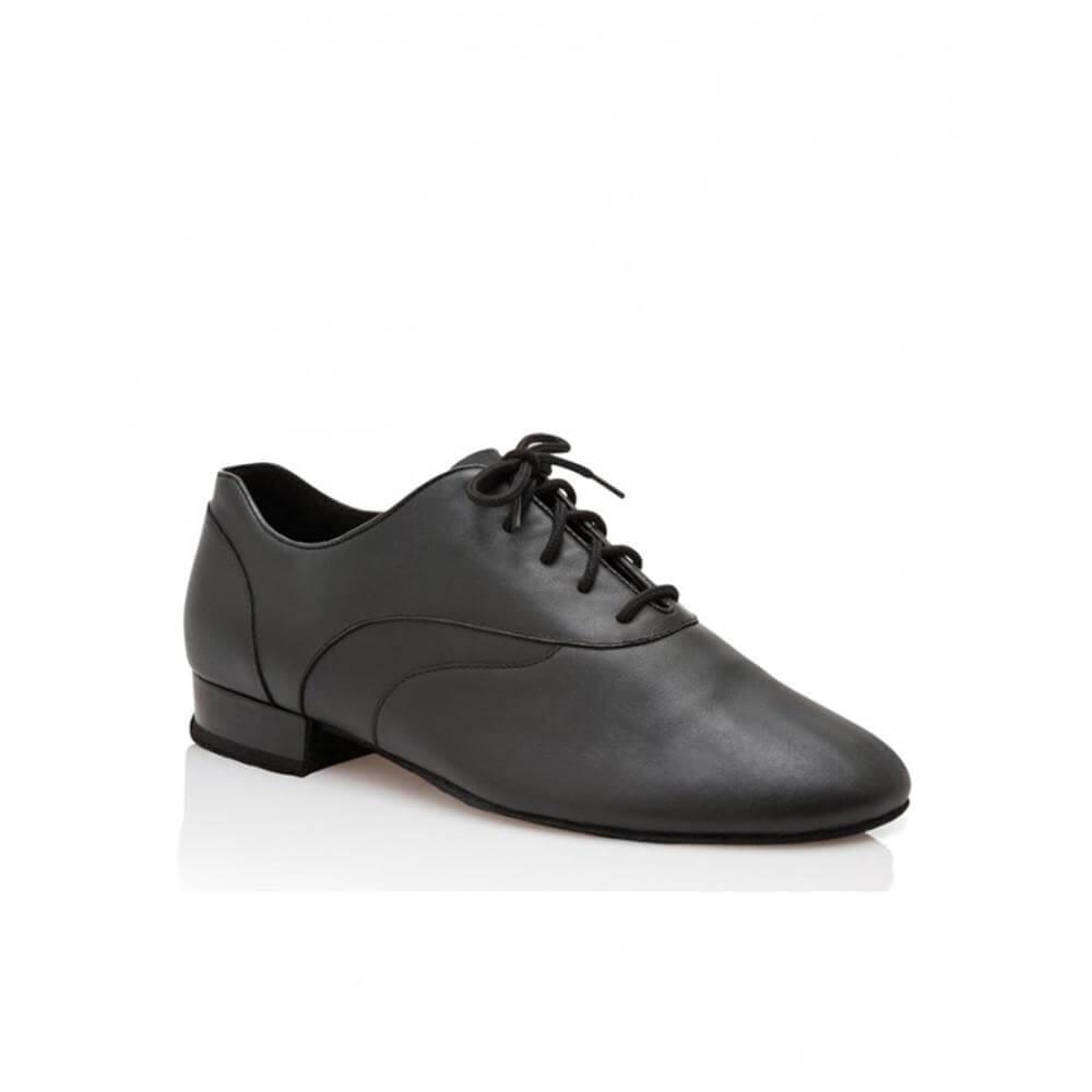 Capezio Br1000 Men Tony Smooth 1 Heel Ballroom Shoe