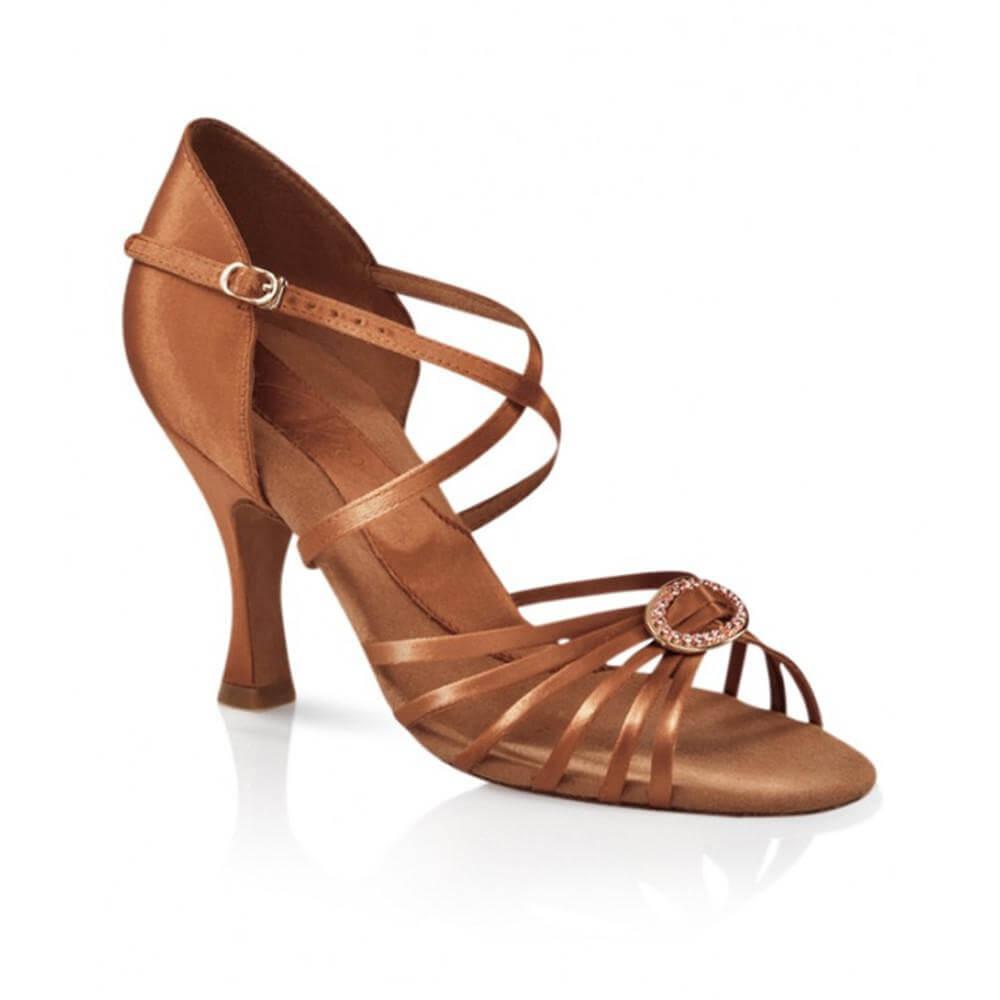 Capezio Br191 Adult Alicia 2 Heel Ballroom Shoe