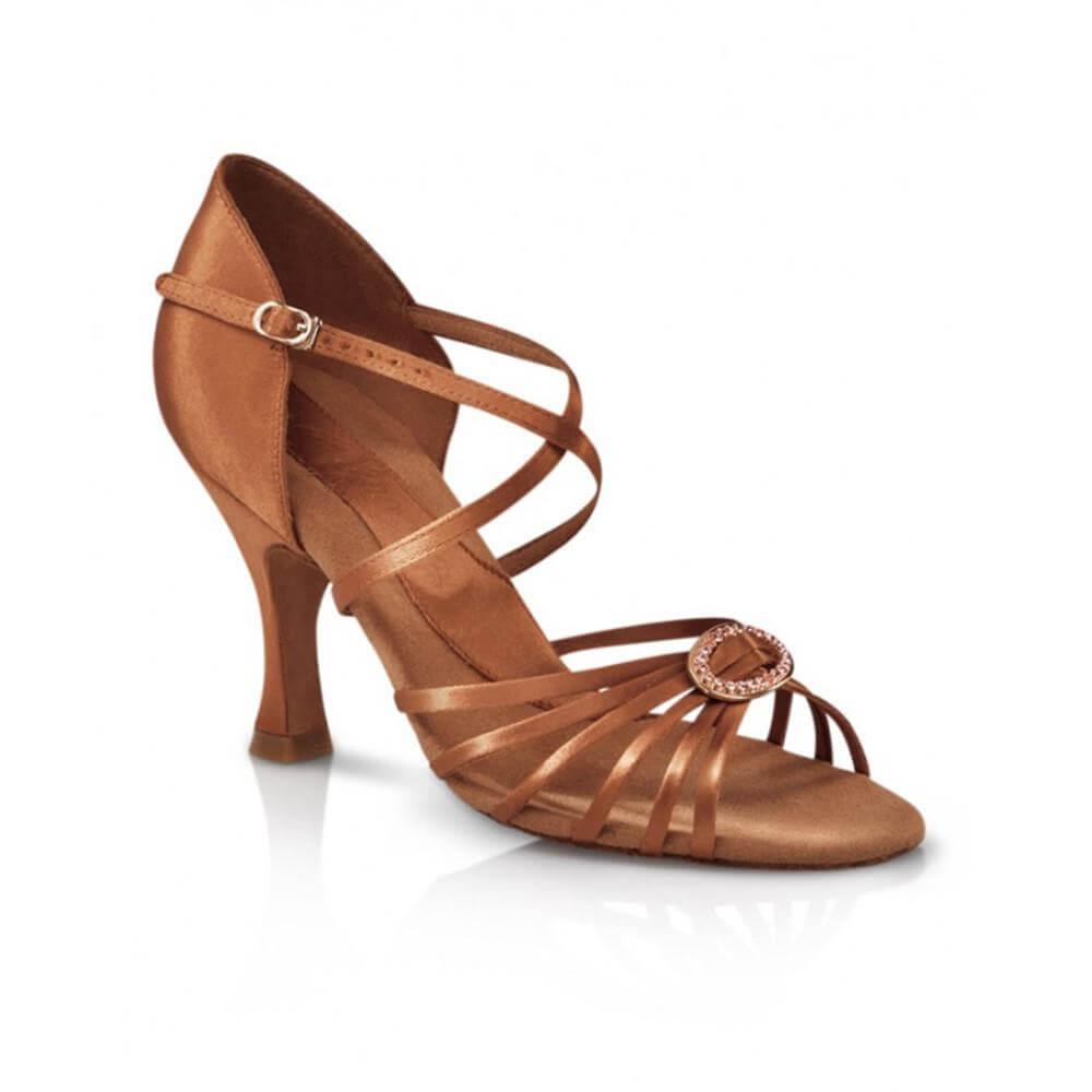 Capezio Adult Stella 3 Heel Ballroom Shoe