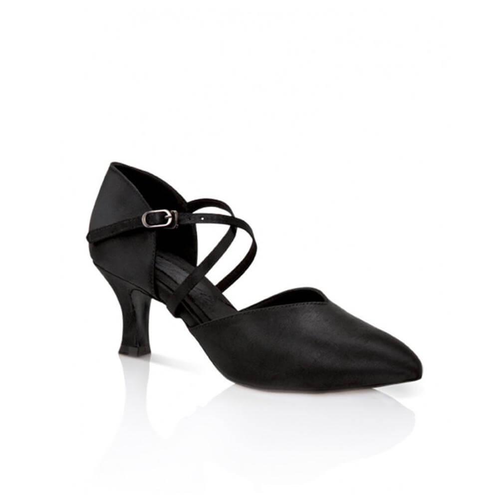 Capezio Br232 Adult Jaime 2 Heel Ballroom Shoe