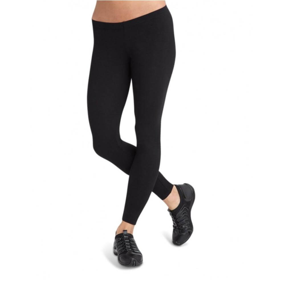 Capezio Adult Low Rise Legging