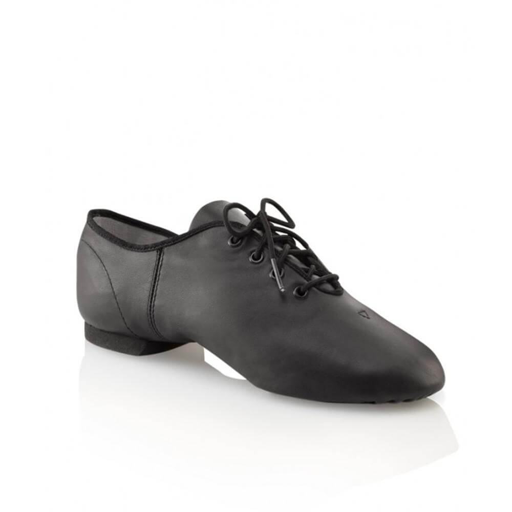 Capezio Ej1 Adult Lace Up E-series Oxford Jazz Shoe