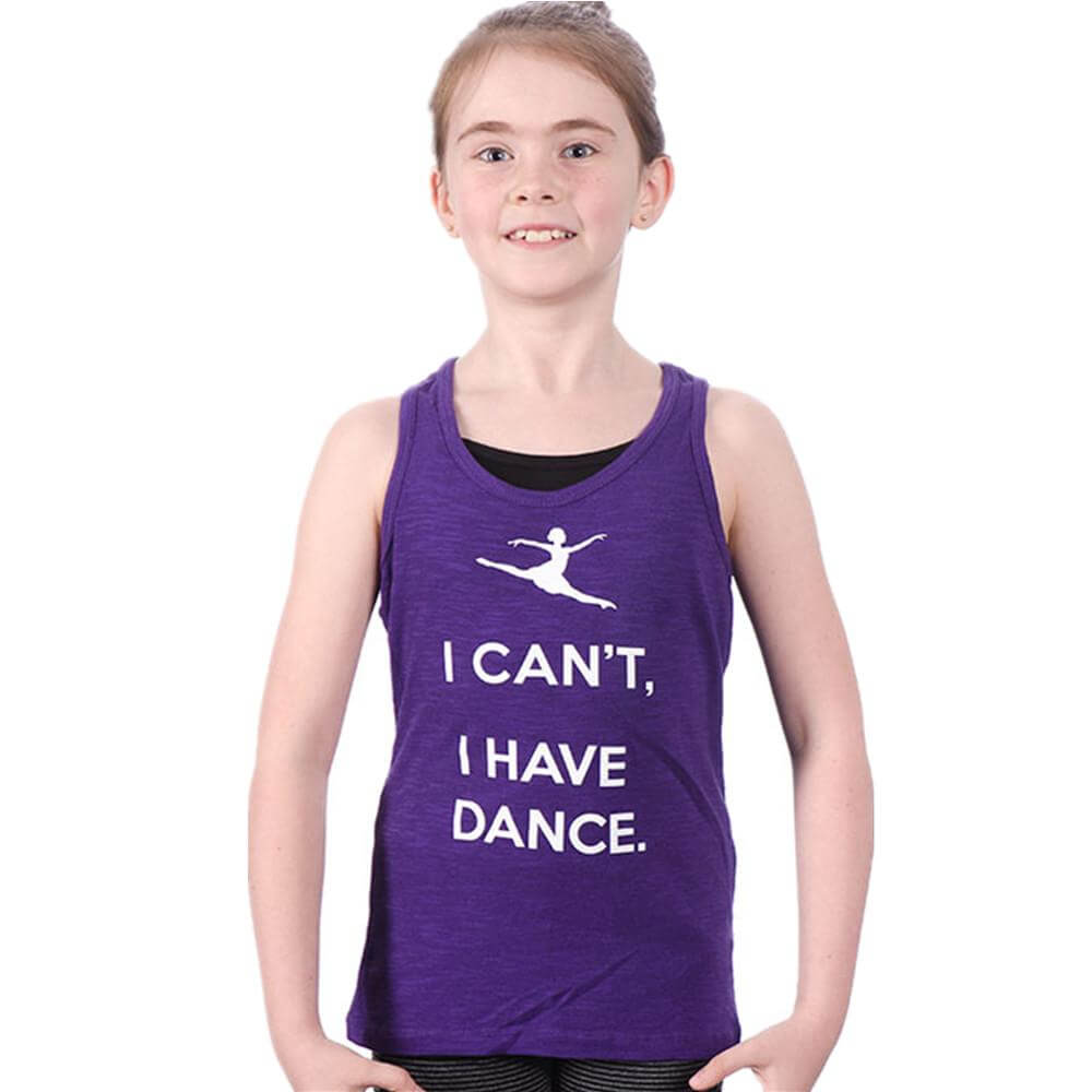 Covet Child I Cant  I Have Dance Tank Top