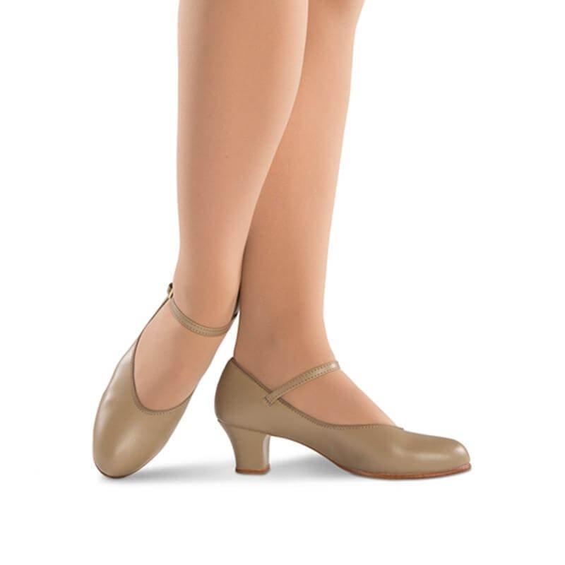 Danshuz 1 1/2 Heel Jr. Versatile Character Shoe