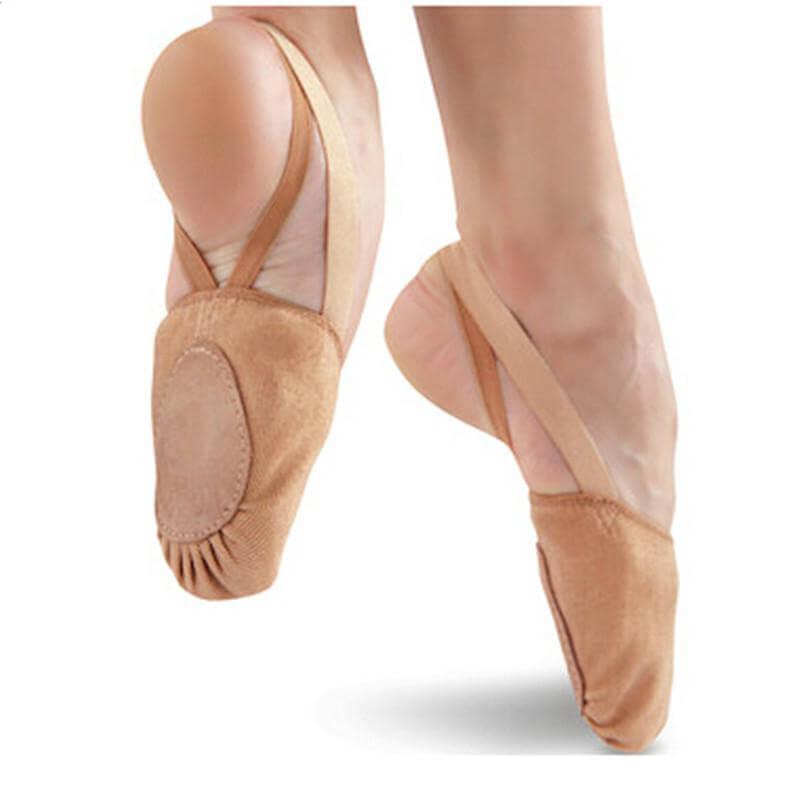 Danshuz Canvass Half Body Foot Sole Slipper