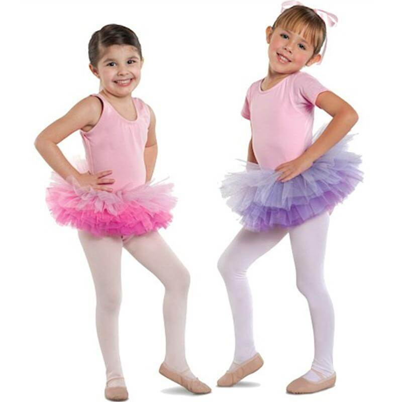 Danshuz Child Sparkle 3-note Elastic Waistband Tutu
