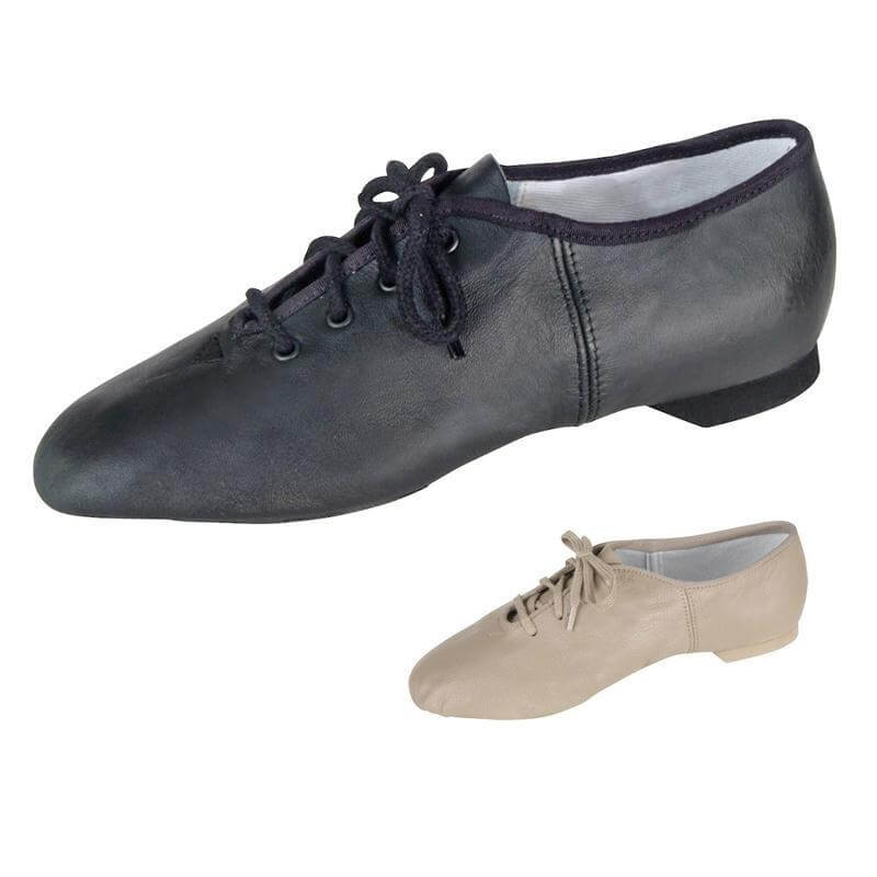 Danshuz Youth Leather Split Sole Jazz Shoe