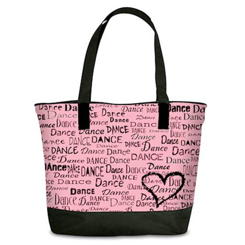 Danshuz Dance is in My Heart Tote Bag