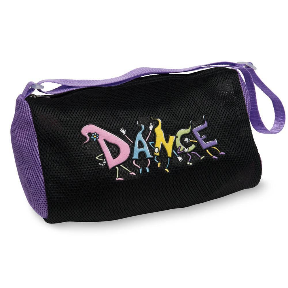 Danshuz Dancing Feet - Lavender Bag