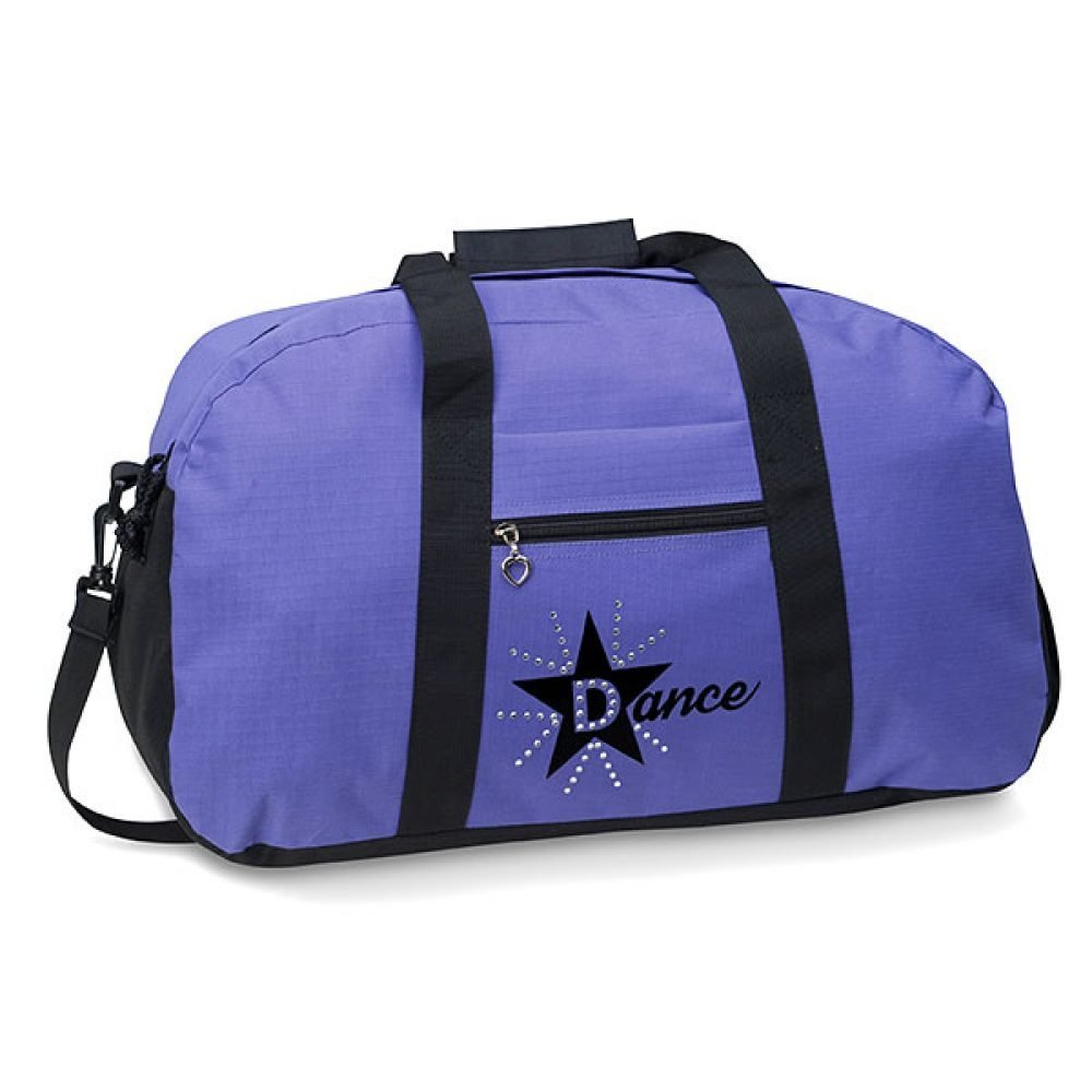 Danshuz Star Dance Duffle Purple