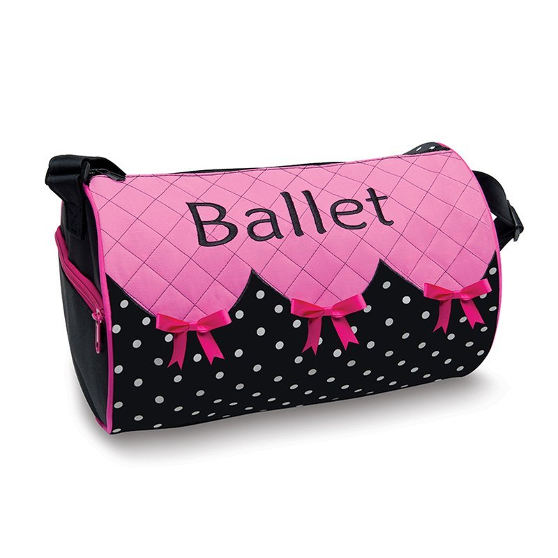 Danshuz Bows N Ballet Duffel