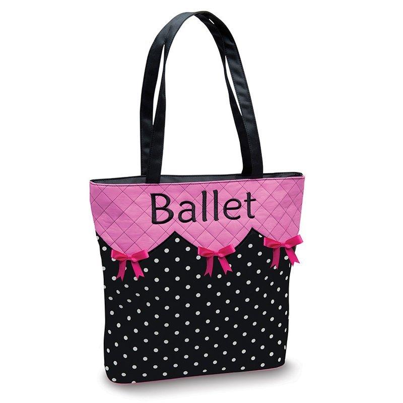Danshuz Bows N Ballet Tote