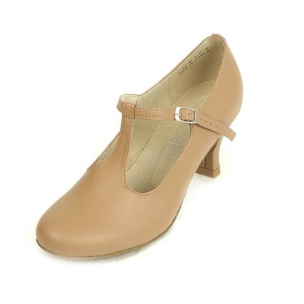 Dimichi Lena Leather Insole Ballroom Shoes
