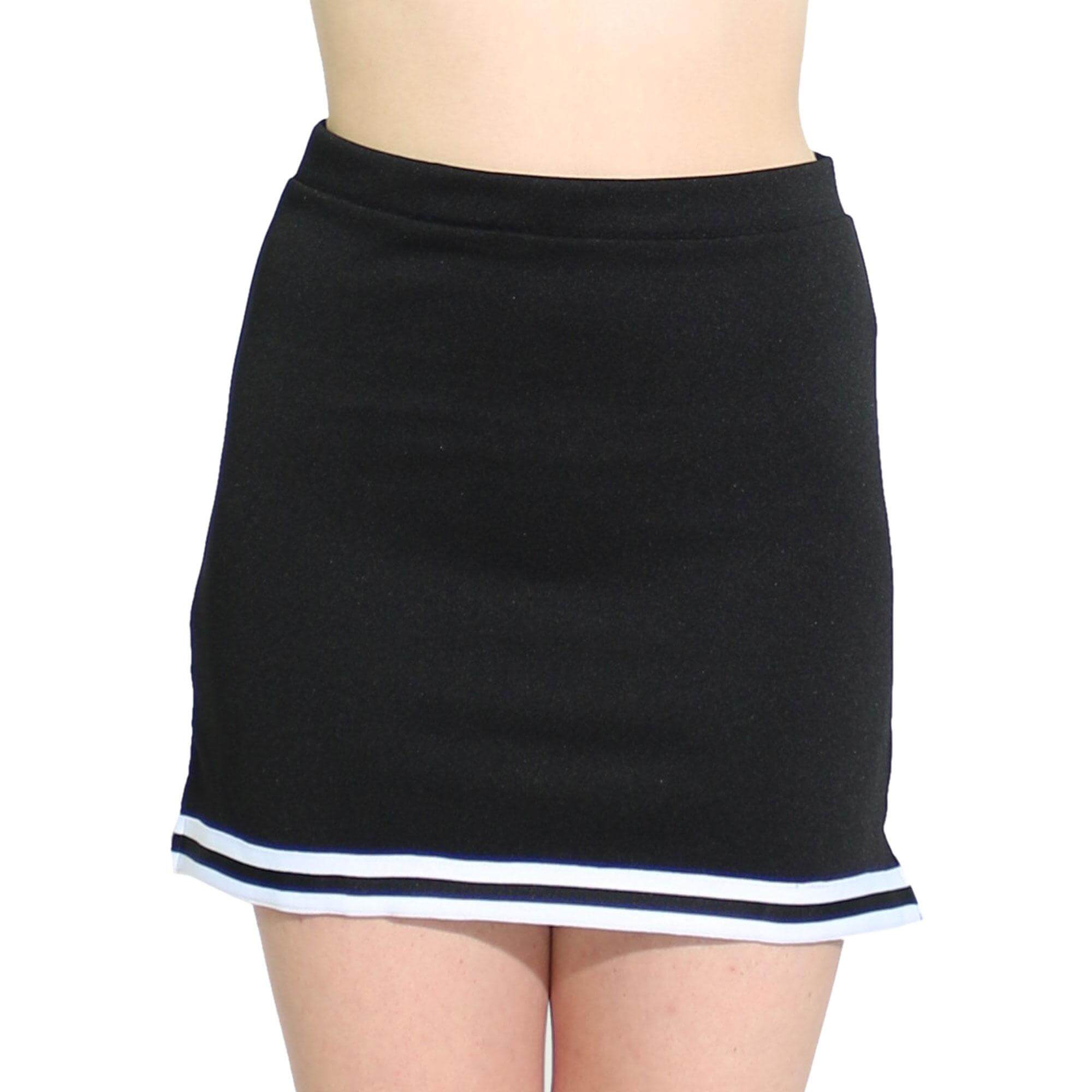 Danzcue Adult A-Line Cheerleaders Uniform Skirt