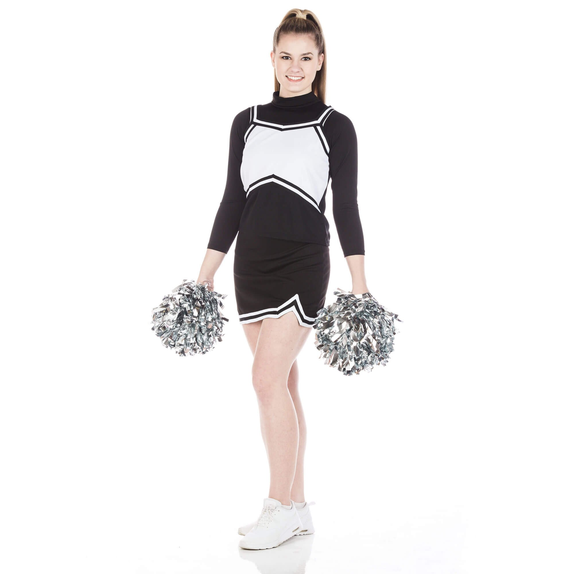Danzcue Adult Sweetheart Cheerleaders Uniform Set