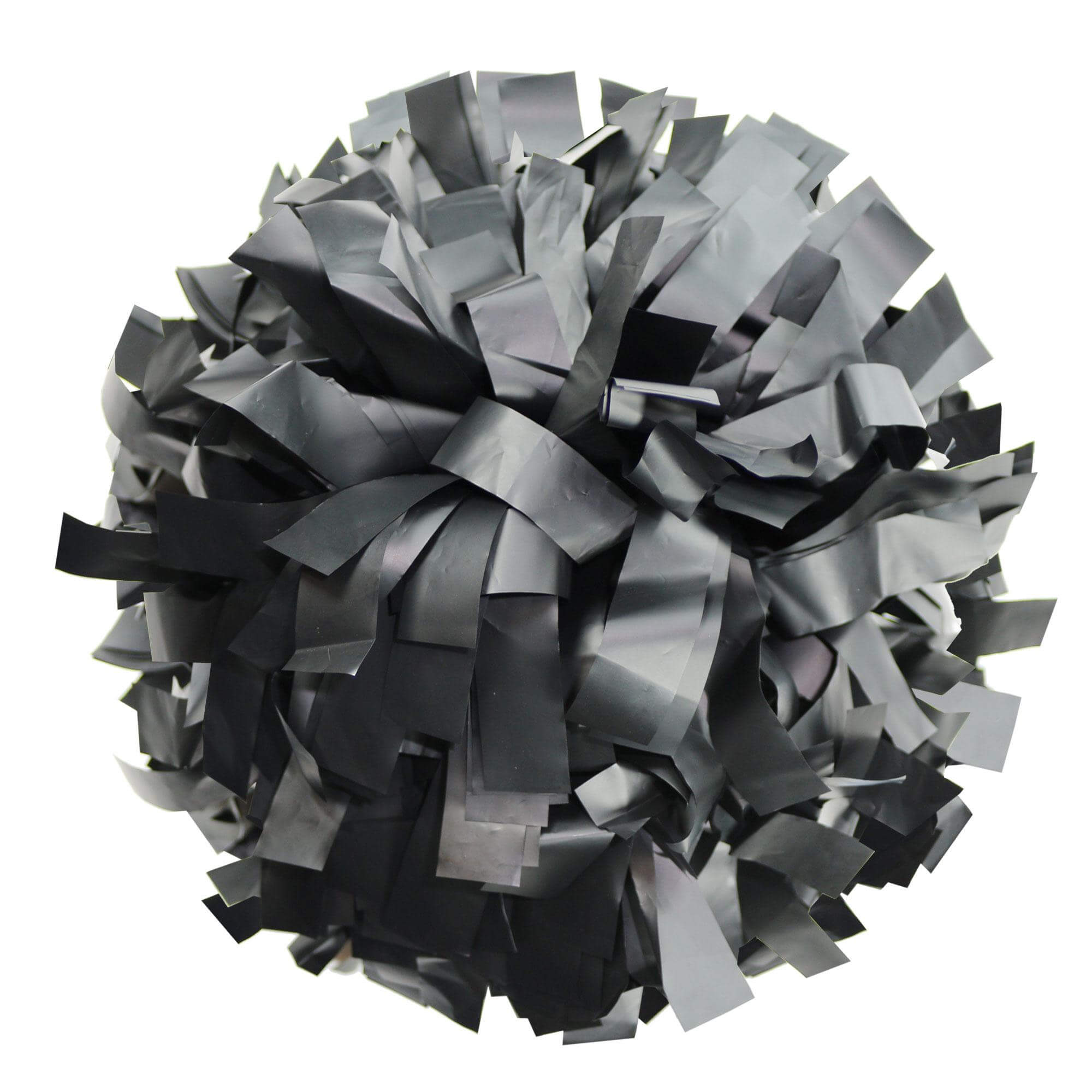 Danzcue Black Plastic Poms