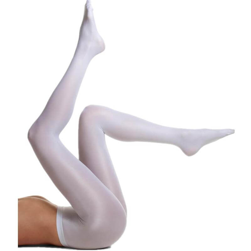 Danskin Women Ultra Shimmery Footed Tight