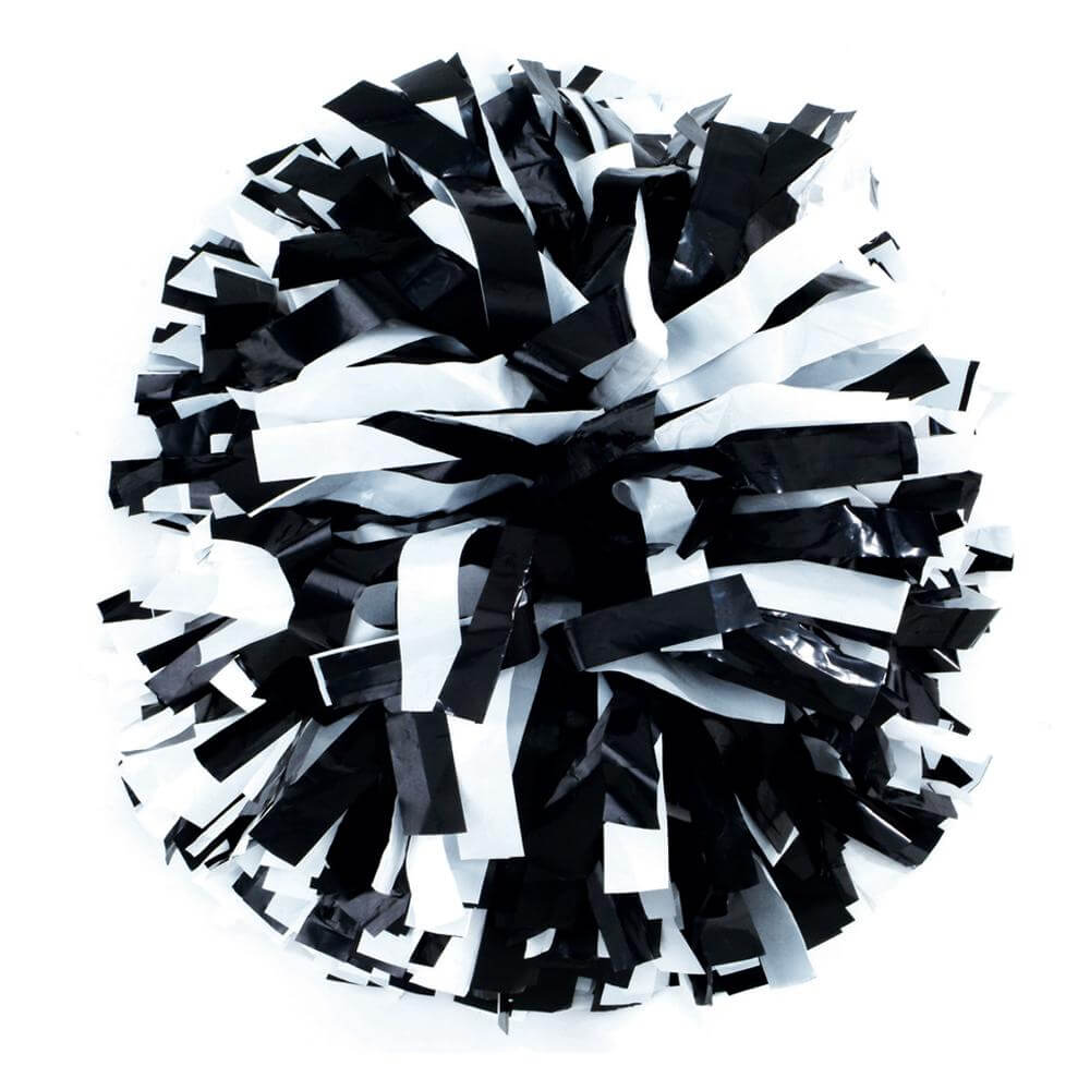Getz Adult 2 Color Plastic Mix Poms