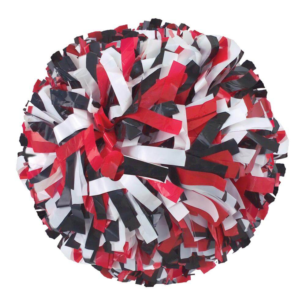 Getz Adult 3 Color Plastic Mix Poms