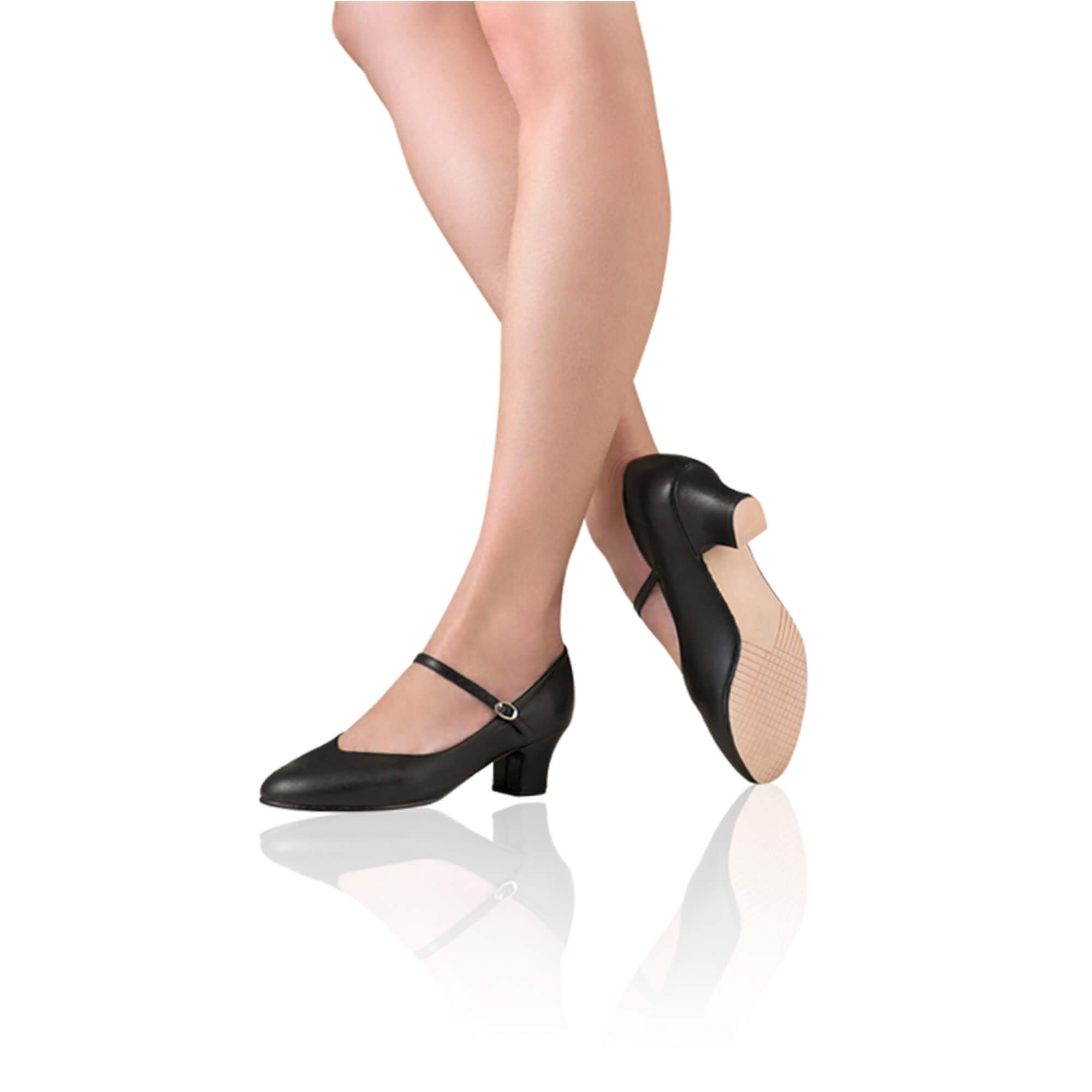 Leo's Ladies Chorus Line Tap Shoes