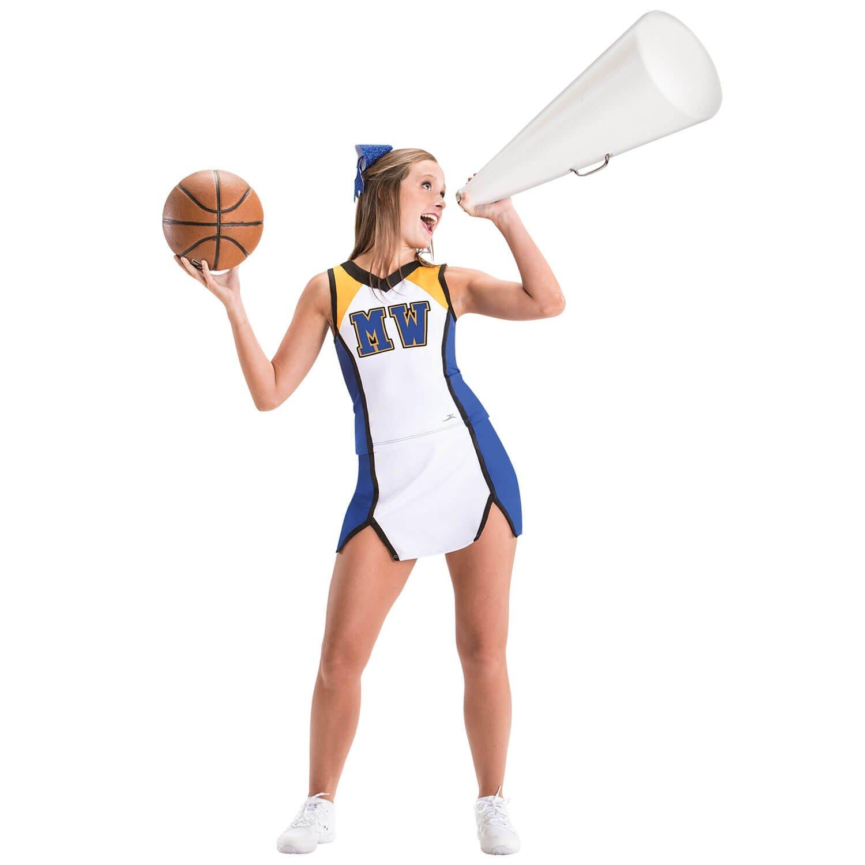 Motionwear Cheerleading Stretch Top Shell