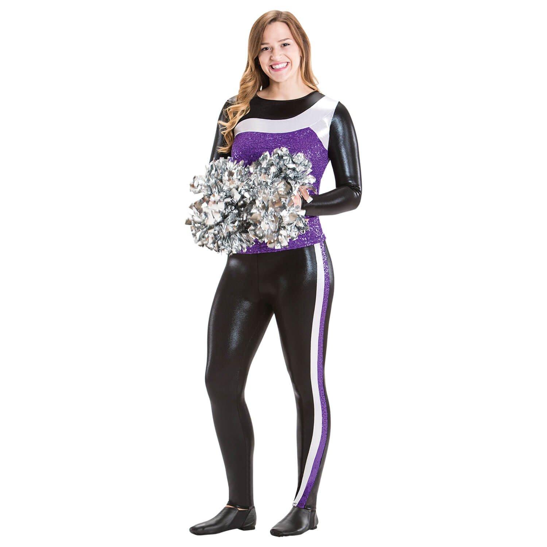 Motionwear Cheerleading Stretch Top
