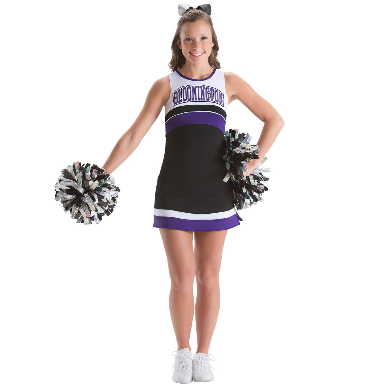 Motionwear Cheerleading Uniforms Stretch Top
