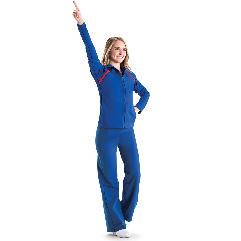 Motionwear Cheerleading Warm-up Jacket