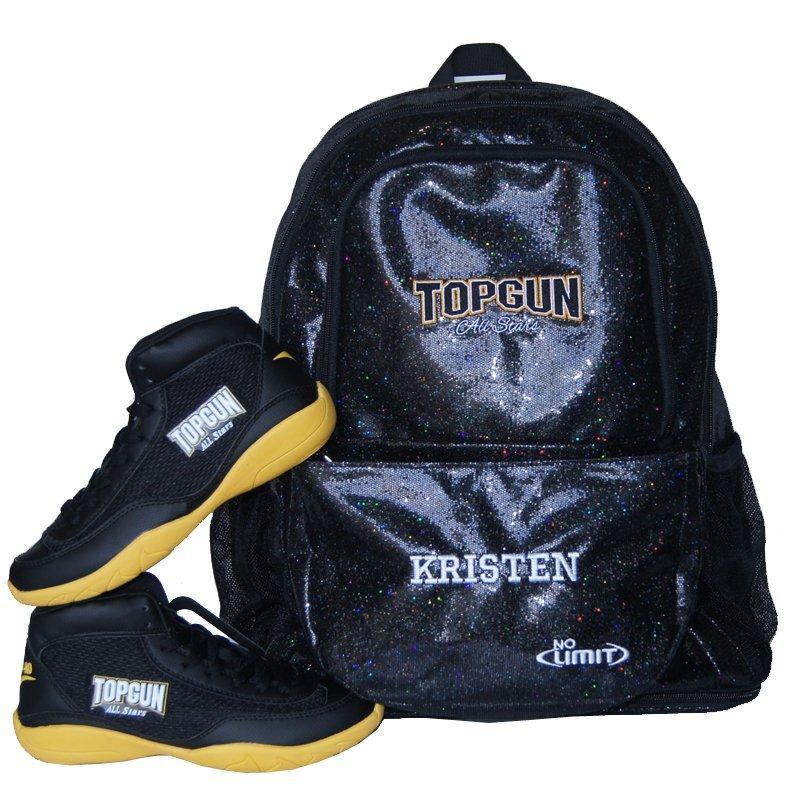 No Limit Sparkle Backpacks