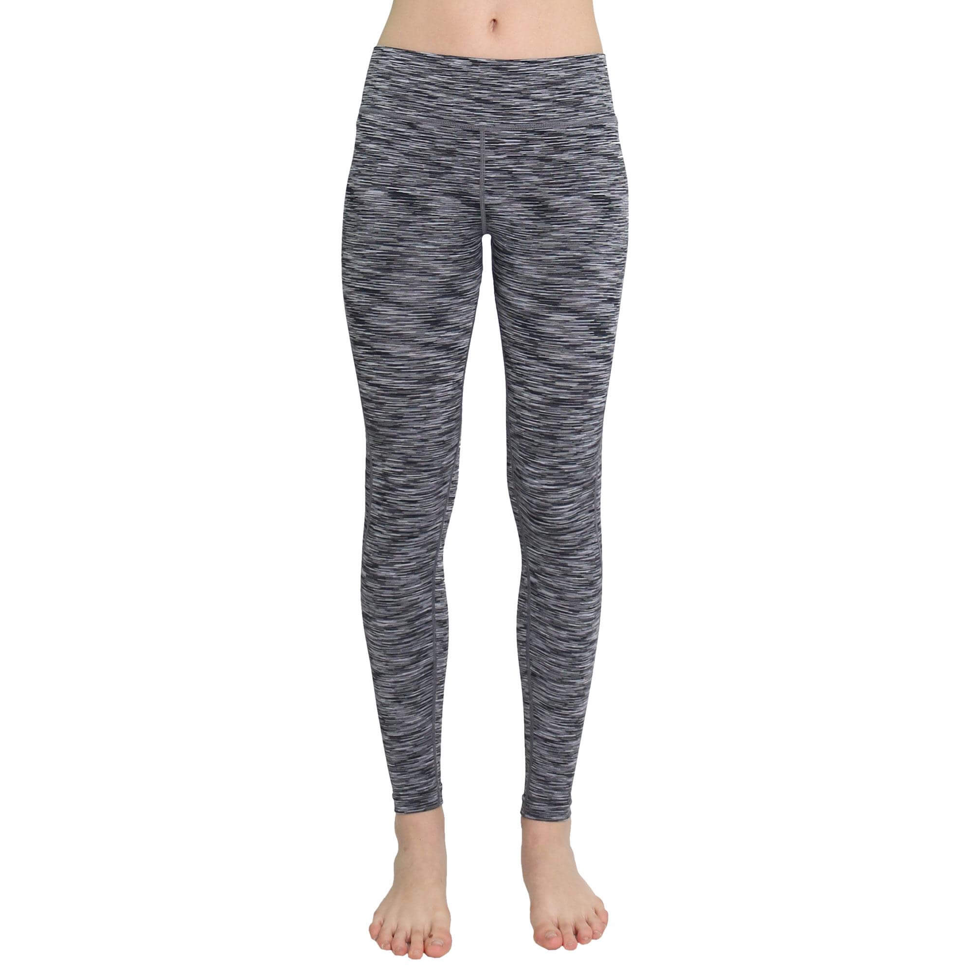 O to S Amazing Sport Solid Stripped Yoga Pants