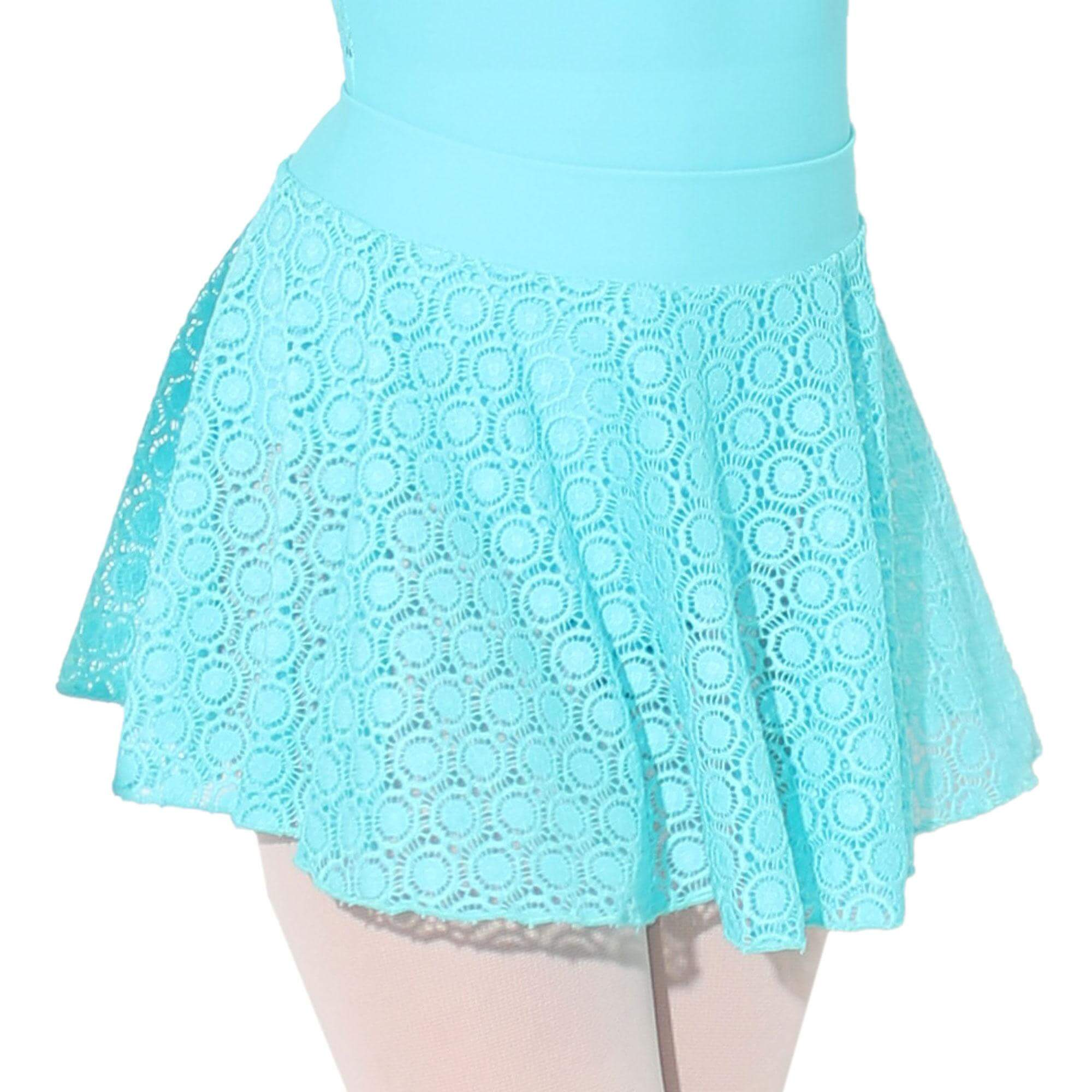 Reflectionz Crochet Skirt