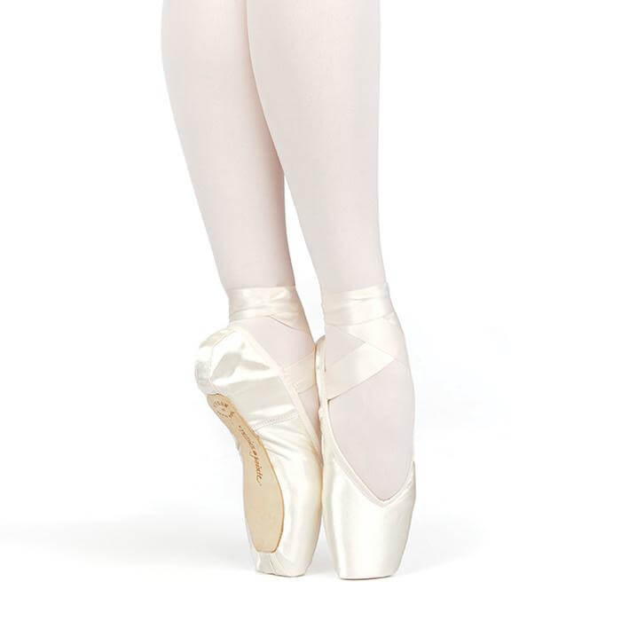 Russian Pointe Brava V-Cut Pointe Shoe