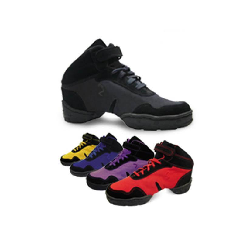 Sansha B53c Adult Boomerang Canvas Dance Sneaker