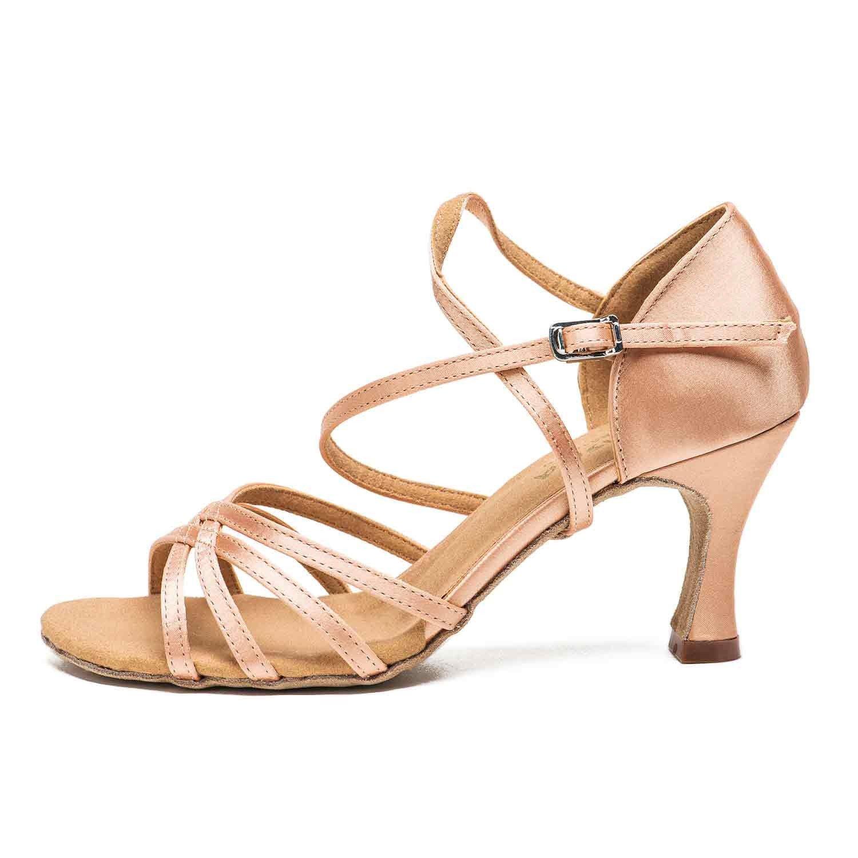 Sansha Br31007s Rosa Latin Shoe