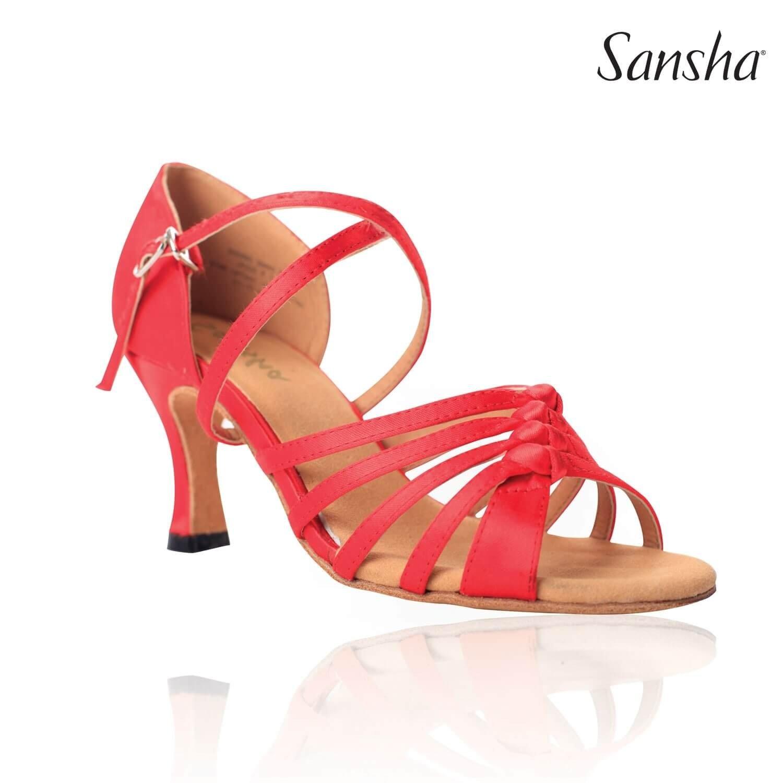 Sansha Br31045s Gipsy Ballroom Shoes