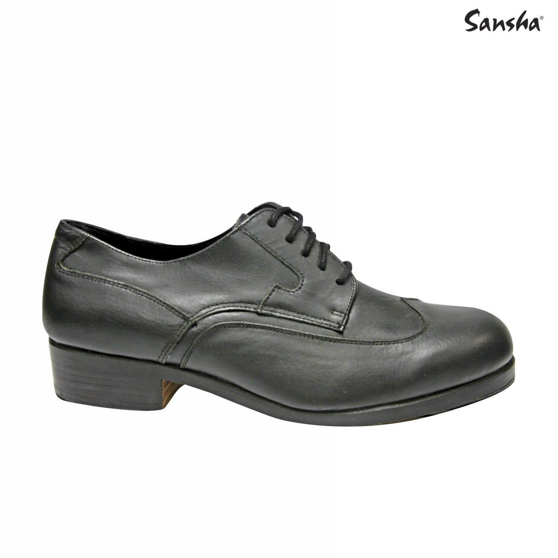 Sansha Cm92l Mens Classic Character Shoes