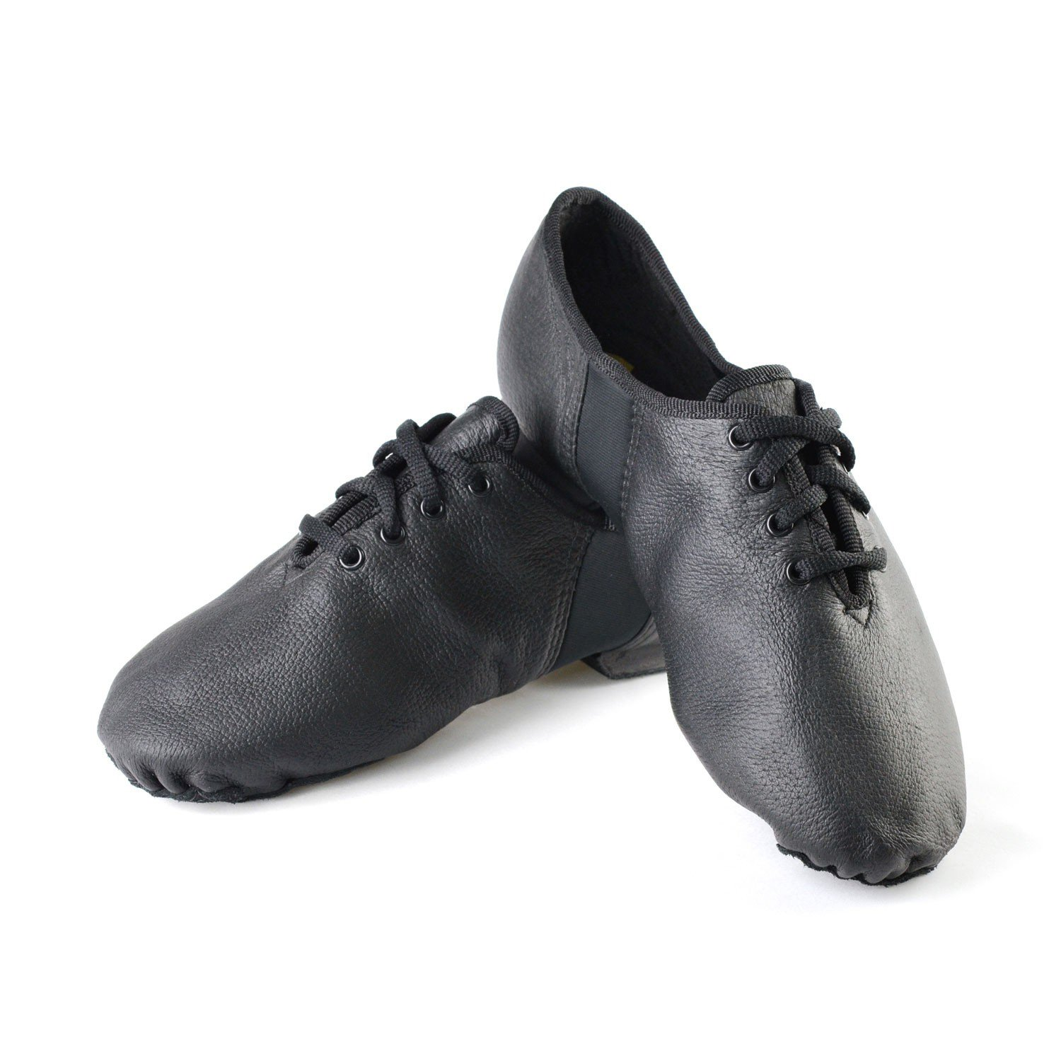 Sansha Js1lco Adult Tivoli Lace-up Jazz Shoe
