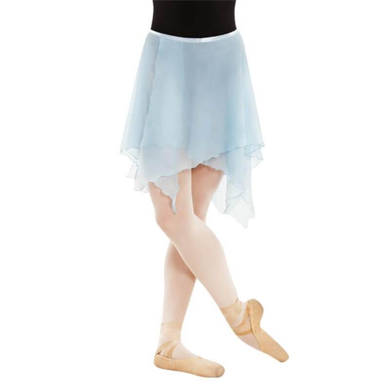 Sansha Shawnee Long Asymetric Wrap Skirt