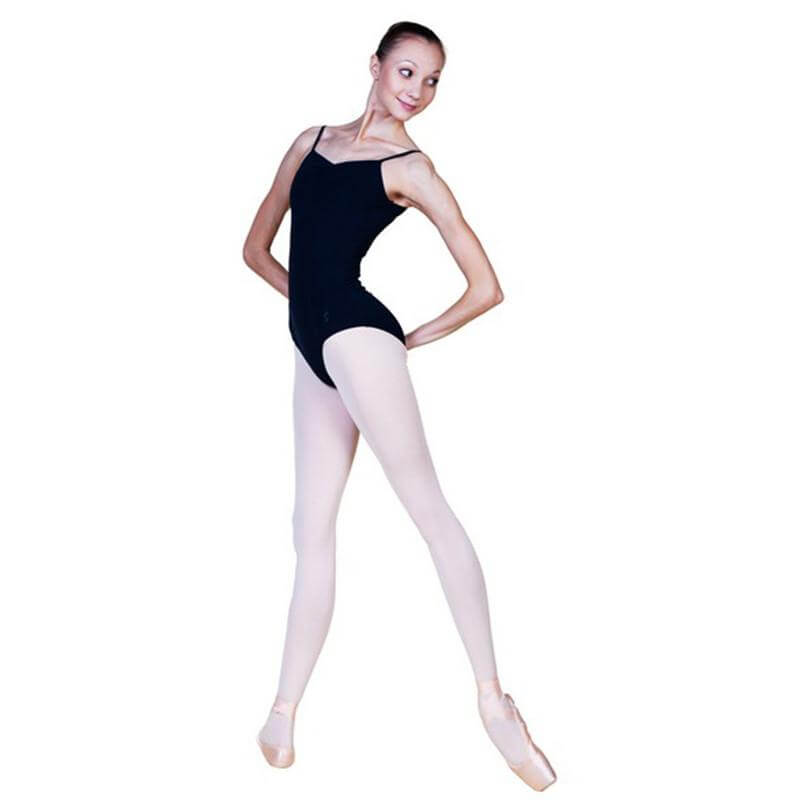 Sansha Adult Two Front Princess Seams Camisole leotard