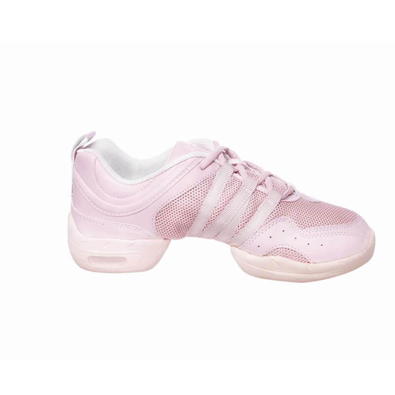 Sansha P22m Adult Tutto Nero Dance Sneaker