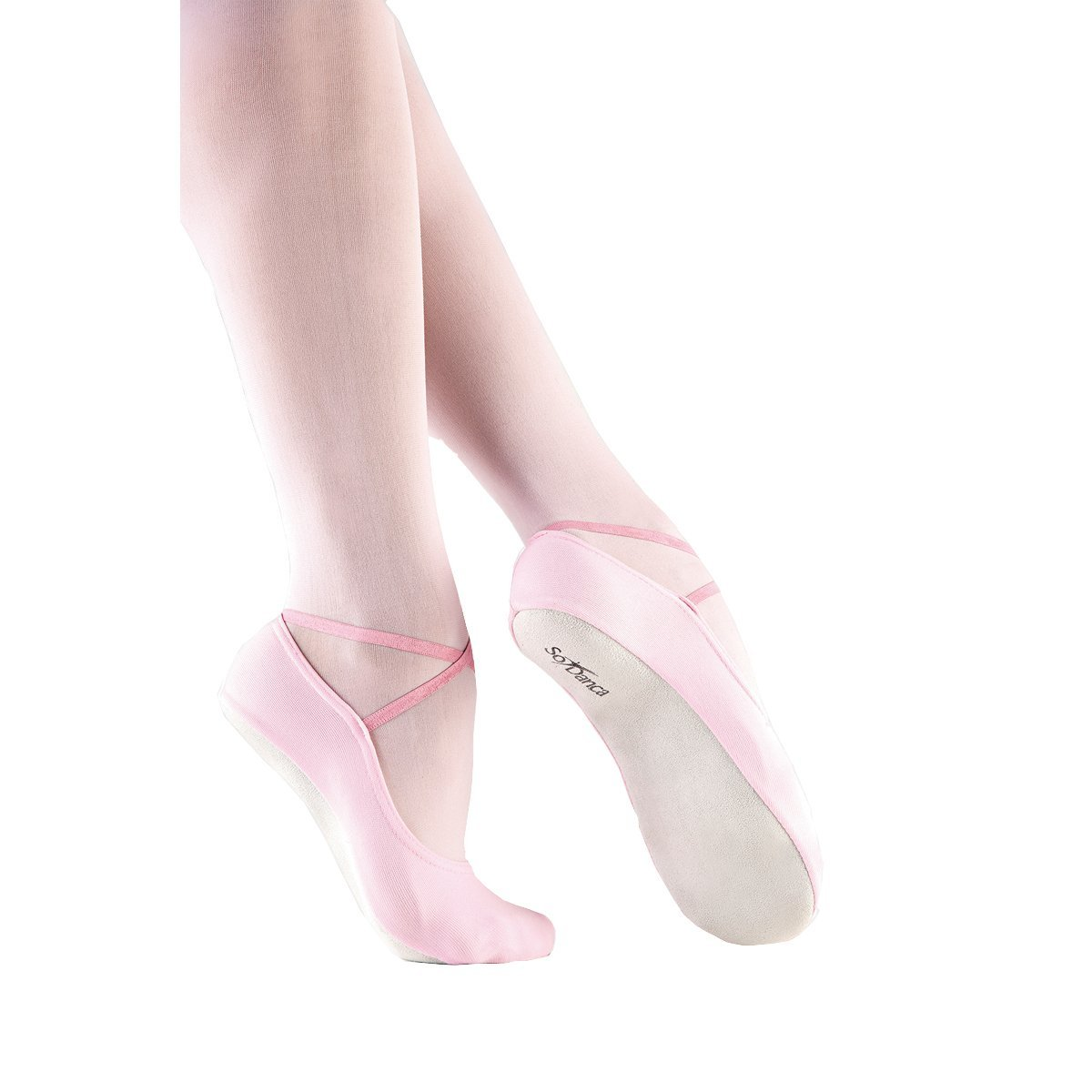 Sodanca Ba-40a Child Dani Ballet Slipper