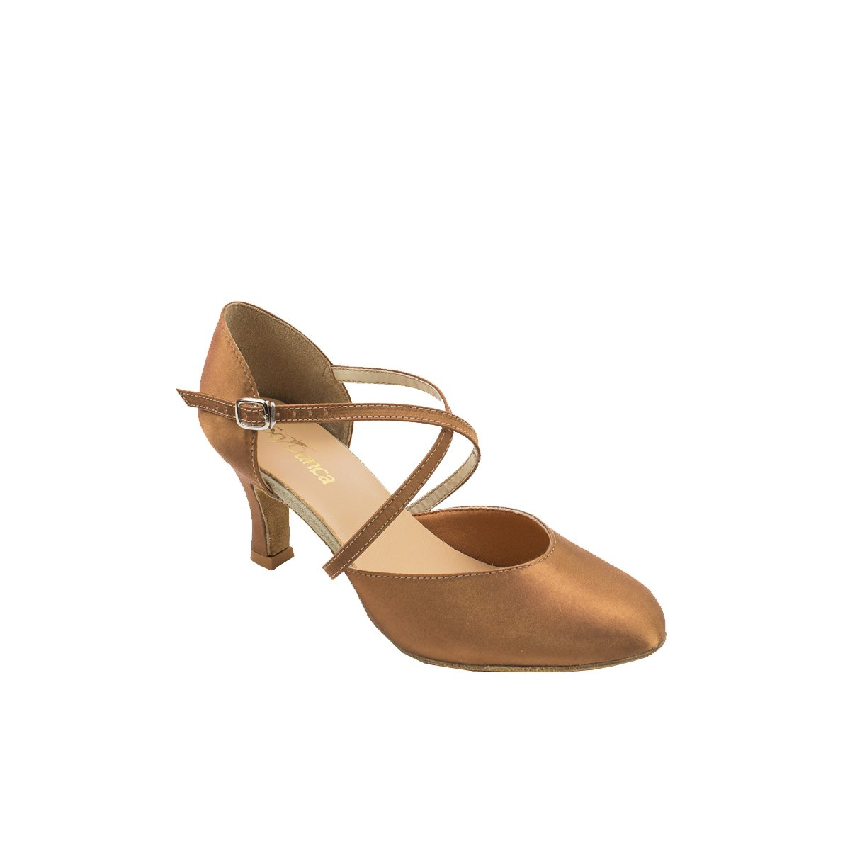 Sodanca Bl-156 Adult Rebecca 2.5 Heel Ballroom Shoe