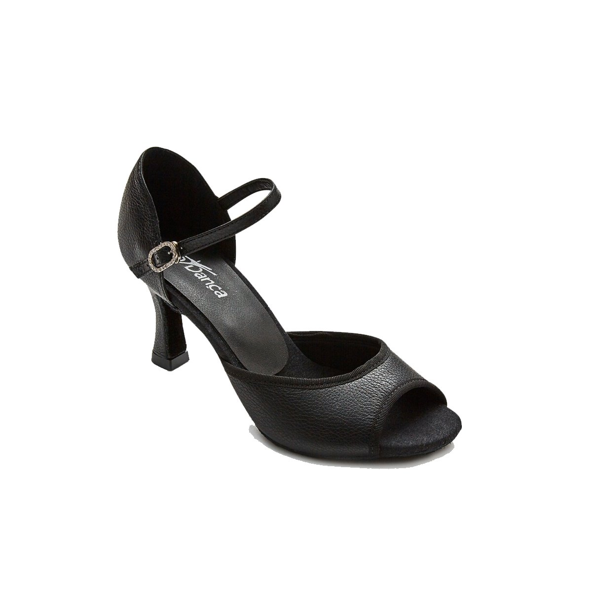 Sodanca Bl-170 Adult Radha Open Toe Ballroom Shoe