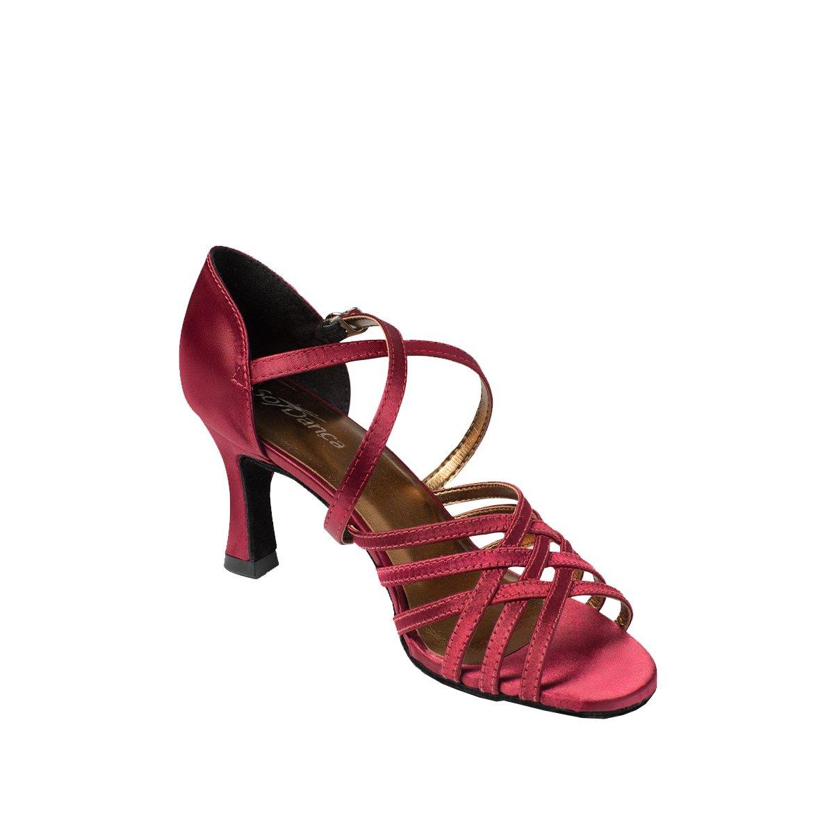 Sodanca Bl-178 Adult Rachel Satin Ballroom Shoe
