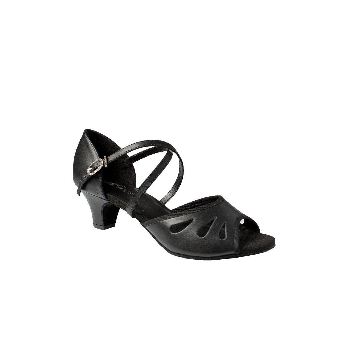 Sodanca Bl-182 Adult Radison Open Toe Ballroom Shoe